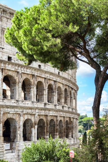Dolce Vita Rome Collection - The Colosseum Rome III-Philippe Hugonnard-Photographic Print