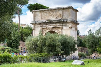 Dolce Vita Rome Collection - Triumphal Arches-Philippe Hugonnard-Photographic Print