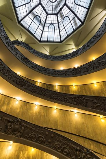 Dolce Vita Rome Collection - Vatican Staircase-Philippe Hugonnard-Photographic Print