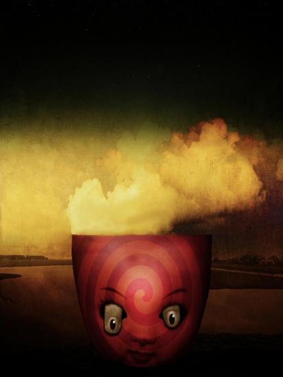 Doll-Johan Lilja-Giclee Print