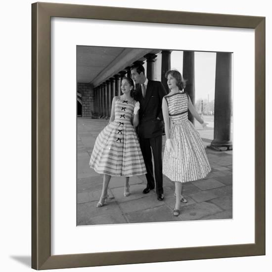 Dolly Birds-Chaloner Woods-Framed Photographic Print