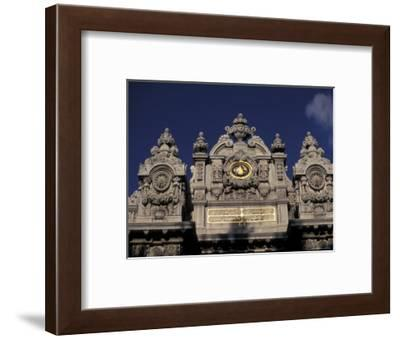 Dolmabache Palace near the Bosporus in Istanbul, Turkey-Richard Nowitz-Framed Photographic Print