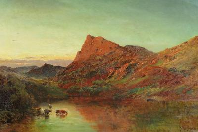 Dolwyddelan-Alfred De Breanski-Giclee Print