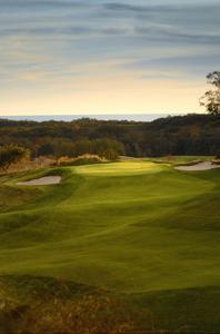 Crystal Downs Country Club, bunkers by Dom Furore