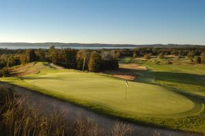 Crystal Downs Country Club, scenic view by Dom Furore