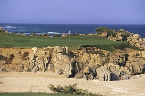 Los Cabos, Hole 17 by Dom Furore