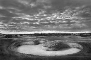 Old Course Bunkers by Dom Furore