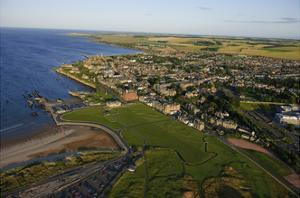 St Andrews by Dom Furore
