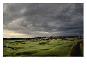 The Old Course by Dom Furore