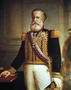 Dom Pedro Ii, also known as Magnanimous