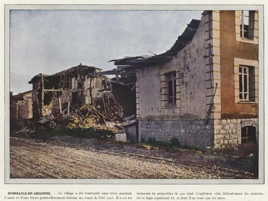 Dombasle-En-Argonne-Jules Gervais-Courtellemont-Photographic Print