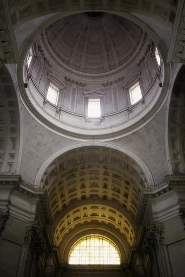 Dome and Ceiling of Santa Maria Assunta Church, Carignano, Genoa--Giclee Print