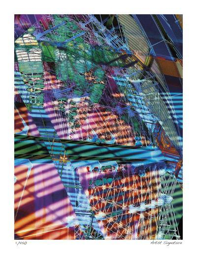 Dome and Shadows-Stephen Donwerth-Giclee Print