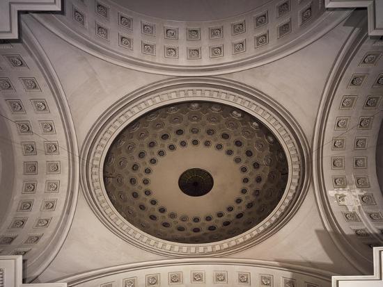 Dome, Church of Sant'Antonio Taumaturgo, Trieste, Friuli-Venezia Giulia, Italy--Giclee Print