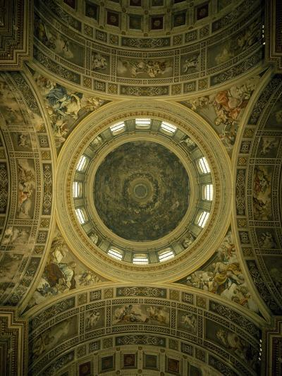 Dome of Basilica of St Andrew--Giclee Print