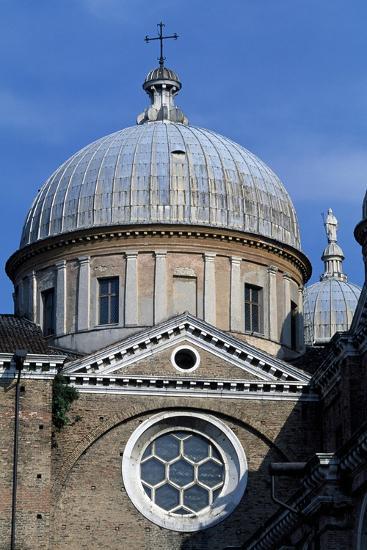 Dome of Left Nave of Basilica of St. Justina, Padua, Veneto, Italy--Giclee Print
