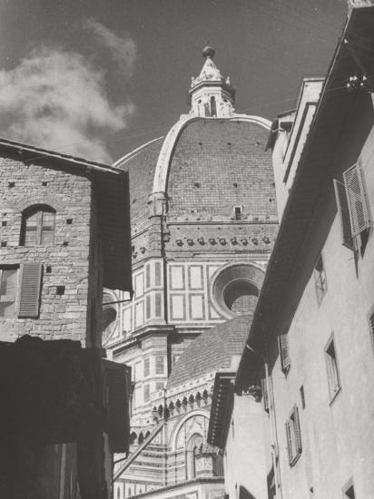 Dome of the Cathedral of Santa Maria Del Fiore, Florence-Filippo Brunelleschi-Photographic Print