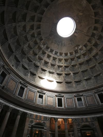 Dome of the Pantheon--Photographic Print