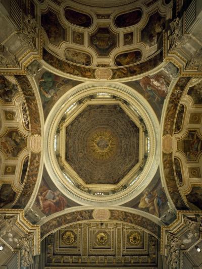 Dome--Giclee Print