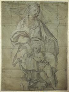 Madonna and Child by Domenichino