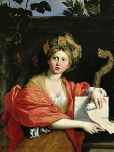 The Cumean Sibyl, 1616 by Domenichino