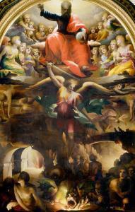 Saint Michael by Domenico Beccafumi