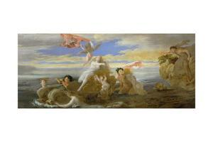 Galatea and Polyphem by Domenico Fetti