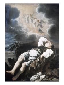 Jacob's Dream by Domenico Fetti