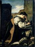 Archimedes-Domenico Fetti-Giclee Print