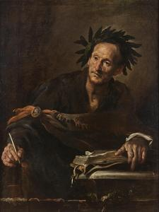 A Poet from Antiquity, c.1620-1 by Domenico Fetti or Feti