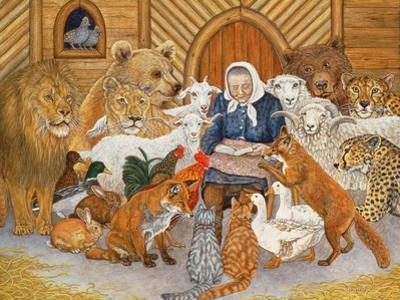 Bedtime Story on the Ark, 1994