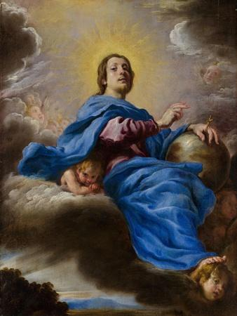 Salvator Mundi, c.1622-23