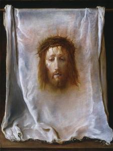The Veil of Veronica, c.1618-22 by Domenico Fetti or Feti
