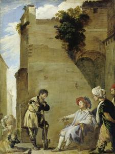 The Parable of the Labourers in the Vineyard by Domenico Fetti