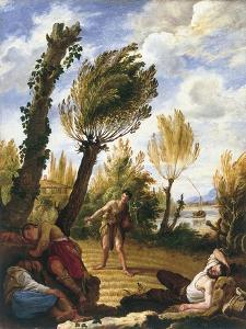 The Parable of the Wheat and the Tares by Domenico Fetti