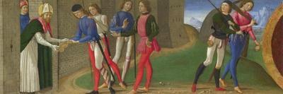 Legend of Saints Justus and Clement of Volterra, Ca 1479
