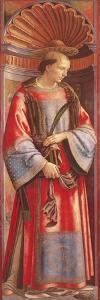 St. Stephen the Martyr by Domenico Ghirlandaio