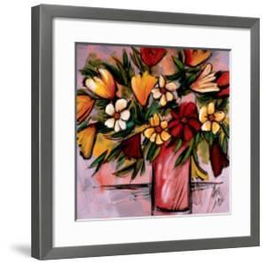 Vivid Bouquet by Domenico Provenzano