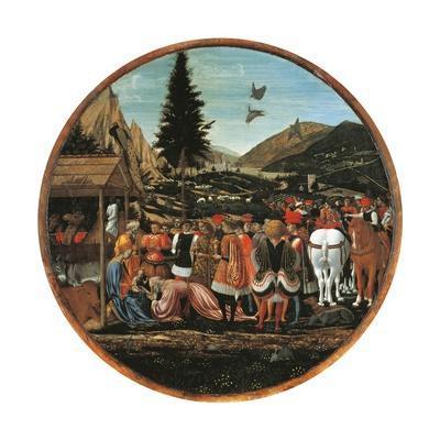 Adoration of the Magi, 1435-1440