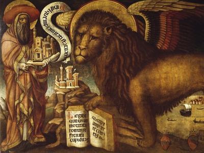 Lion of St Mark's, Symbol of Venice