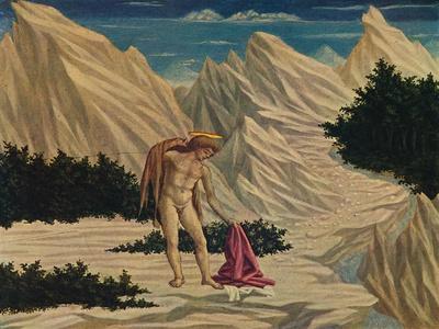 'Saint John in the Desert', c1445-1450