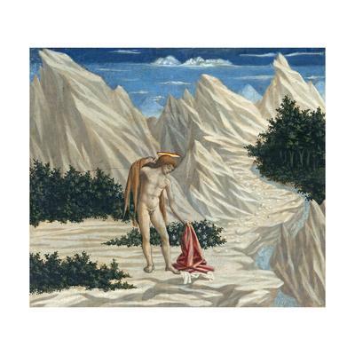 St. John in the Desert, C.1445-50