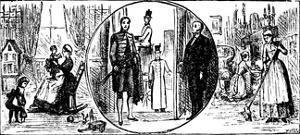 Domestic Servants, 1901