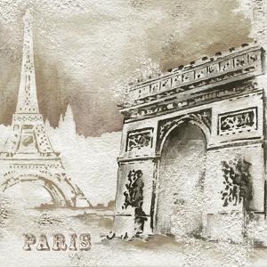 Paris by Dominguez