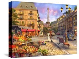Paris Life (Variant 1) by Dominic Davison