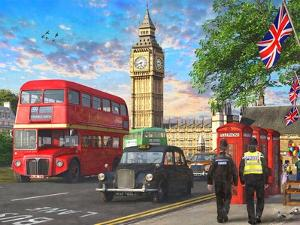 Parliament Square by Dominic Davison