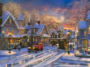 Small Town Christmas by Dominic Davison