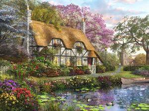 The Whitestone Cottage by Dominic Davison