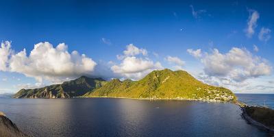 Dominica, St. Mark Parish-Nick Ledger-Photographic Print