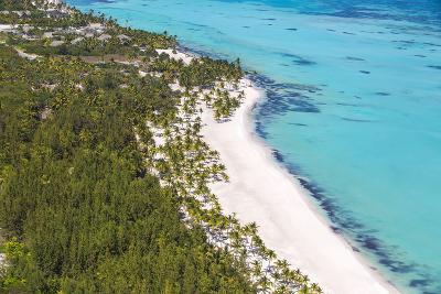 Dominican Republic, Punta Cana, Cap Cana, View of Juanillo Beach-Jane Sweeney-Photographic Print